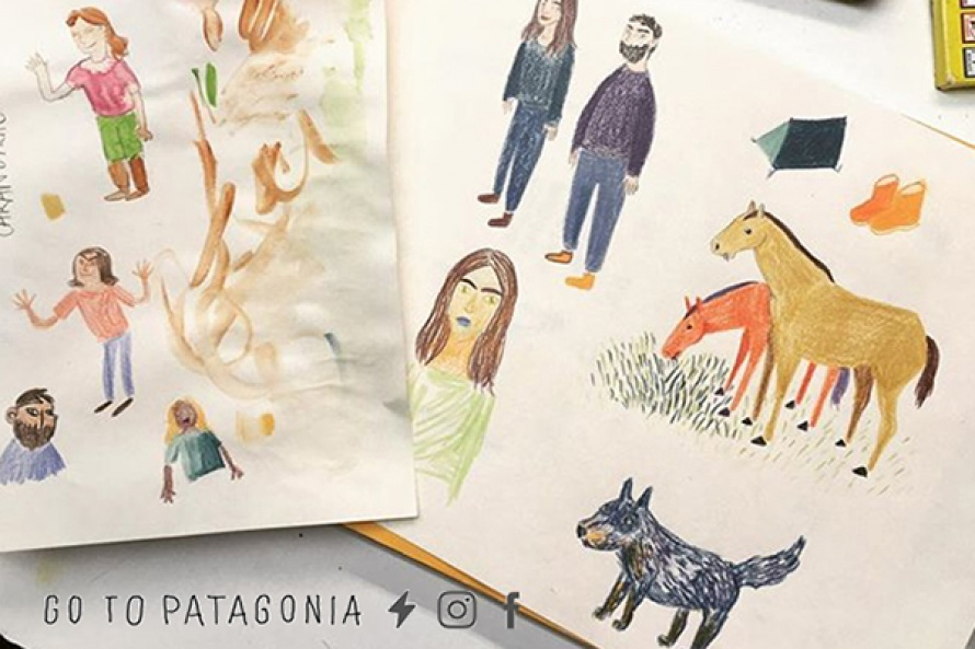 Les illustrations de Morgane @Blog Cheval d'Aventure